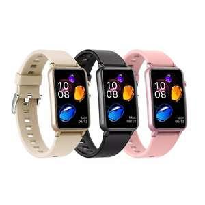 Смарт-часы KUMI U3 1,57 дюйма 200x320 Bluetooth 5,0 IP68