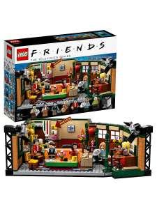 Конструктор LEGO Ideas 21319 Центральная кофейня / FRIENDS