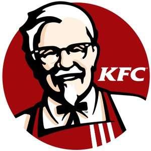 Скидка 120₽ при заказе от 600₽ на самовывоз через приложение KFC