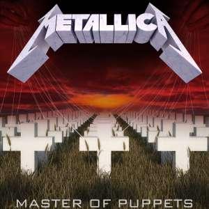 Виниловый альбом Metallica. Master Of Puppets (LP)