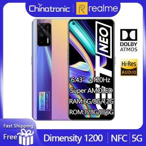 Смартфон realme GT Neo 6/128GB