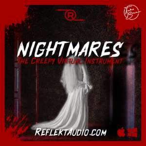 Музыкальный плагин Nightmares на тему Хэллоуина и другие звуки
