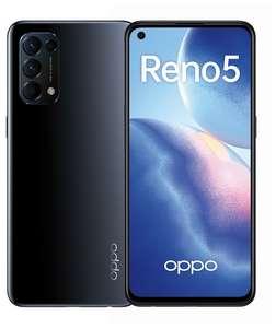 Oppo Reno 5 128Gb+8Gb Dual LTE Black (РСТ)