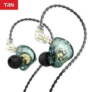 Наушники TRN MT1 Hi-Fi 1DD