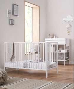 Кроватка Mothercare Balham (цвет белый или натуральное дерево)