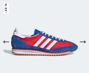Кроссовки Adidas Lotta Volkova SL 72 (белые за 3499₽)