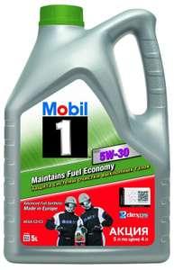 Синтетическое моторное масло MOBIL 1 ESP 5W-30 5 л