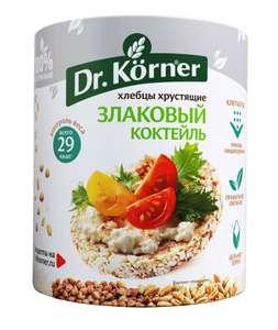 Хлебцы DR.Korner злаковый коктейль 90 гр.