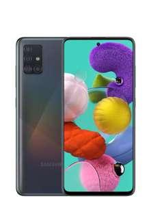 [Краснодар] Смартфон Samsung A51 черный 4/64 Гб