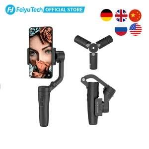 Стабилизатор трех-осевой для смартфонов FeiyuTech Vlog Pocket