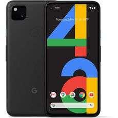 Смартфон Google Pixel 4A 128Gb+6Gb Dual LTE Black