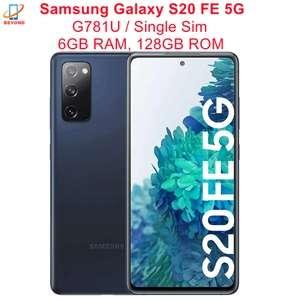 Смартфон Samsung Galaxy S20 FE 6/128 Gb (восстановленный)