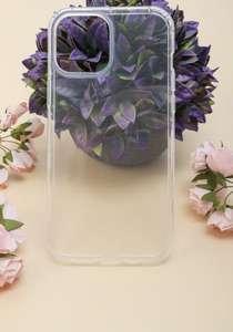 Прозрачный чехол iPhone 12 Pro Max, 12 mini, 12 pro