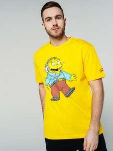 Футболка ТВОЕ X The Simpsons