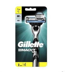 Бритва GILLETTE MACH3 с 2 сменными кассетами