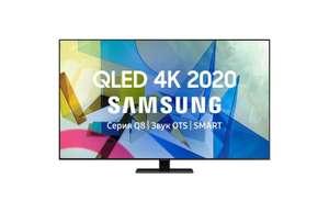 [не везде] Телевизор Samsung QE49Q80TAU (при выборе комплекта)