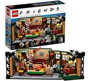 Конструктор LEGO Ideas 21319 Центральная кофейня   Friends