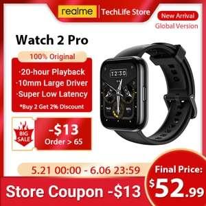 Смарт-часы realme Watch 2 pro