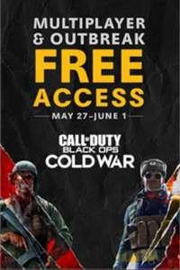 [Xbox One, PC, PS] Бесплатные выходные Call of Duty Black Ops Cold War