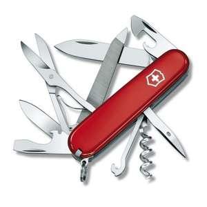 Нож Victorinox Mountaineer 1.3743 Red