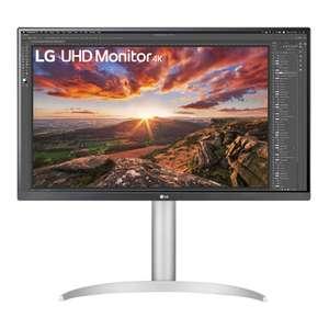 Монитор LG 27UP850-W Ultra HD, IPS 27'' (по утилизации)