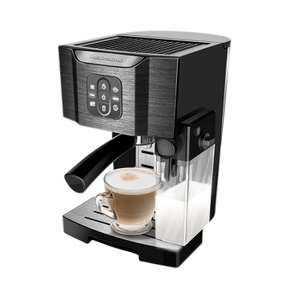Рожковая кофеварка REDMOND RCM-1512 с автоматическим капучинатором на Tmall