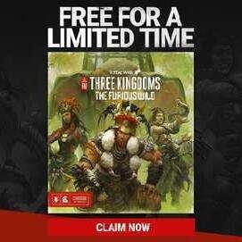 Саундтрек: Total War: Three Kingdoms – The Furious Wild (Steam) @totalwar.com