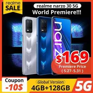 Смартфон Realme Narzo 30 5G 4-128GB NFC