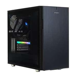 Системный блок Raskat Strike 920 (Intel Core 11900K, RAM 32GB, NVMe SSD 500GB, NVIDIA GeForce RTX 3080 10GB, Win10Home), 77434, черный