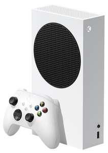 [СПб] Игровая приставка Microsoft Xbox Series S 512 ГБ, белый/черный