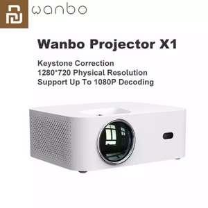 Проектор Xiaomi Wanbo X1 (CN Plug)