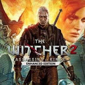 Скидка 90% по промокоду (все товары до 1€) – например, The Witcher 2 GOG