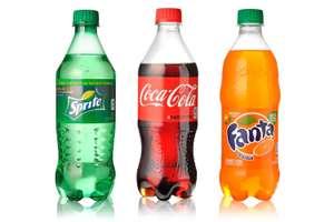 Возврат 25% за напитки Fanta, Coca Cola, Sprite при оплате картой Тинькофф
