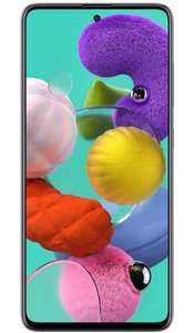 Смартфон Samsung Galaxy A51 4+64 ГБ (цена при онлайн-оплате, не все города)
