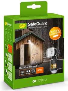 Автономный прожектор GP. Safeguard (60 Lm, датчик движения и освещенности, IP55)