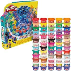 Набор игровой Play-Doh Юбилейный 65 банок F15285L0 (1.850 кг) на Tmall