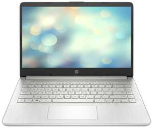"Ноутбук HP 14s-fq1015ur (AMD Ryzen 5 5500U 2100 MHz/14""/1920x1080/16GB/512GB SSD/DVD нет/AMD Radeon Graphics /DOS)"