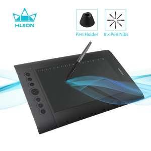 Графический планшет HUION H610 PRO V2 (доставка из РФ)