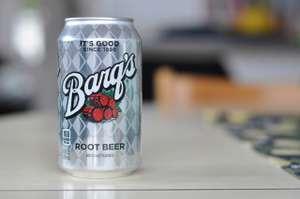 Газированный напиток Barq's Root Beer 6 штук (USA)