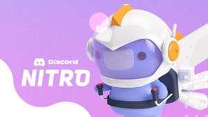 [PC] Discord Nitro на 3 месяца бесплатно (только для новых пользователей)