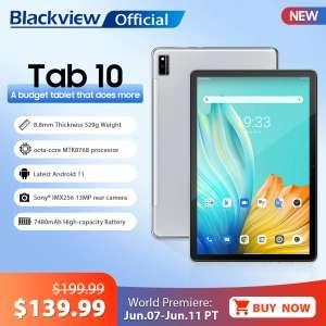 Планшет Blackview TAB 10 4+64 Гб