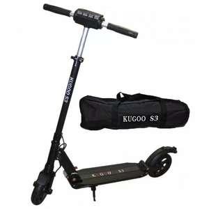 Электросамокат Kugoo S3 Jilong (30 км/ч, до 120 кг, LED-дисплей) + S3 Pro за 15500 ₽