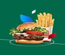 Кэшбэк в Бургер Кинг 10% по карте МИР