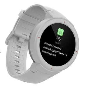 Смарт-часы Xiaomi Amazfit Verge белый цвет на Tmall