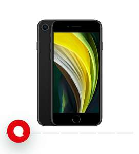 Смартфон Apple iPhone SE 2020 (новая комплектация) 64Gb Black