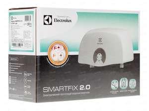 Водонагреватель Electrolux Smartfix 2.0 3.5 S