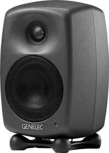 Полочная акустическая система Genelec 8020D dark grey 1