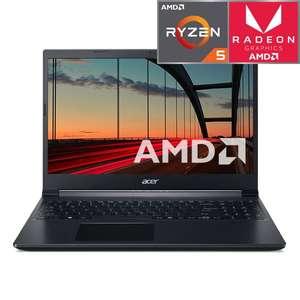 "Ноутбук Acer Aspire 7 15.6"" A715-42G-R7HW NH.QBFER.006 8+256Гб GeForce GTX 1650 + возврат 15% баллами"