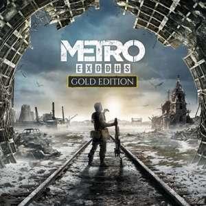 [PS4] Metro Exodus Gold Edition (PS Plus) с бесплатным обновлением до PS5-версии