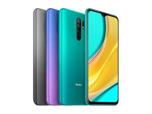 Смартфон Redmi 9 4/64 NFC, 5020mAh